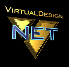 3D illustration for VirtualDesign.Net utilizing 3D Studio Max and Photoshop