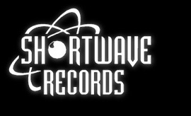 Logo design for Shortwave Records done with CorelDraw